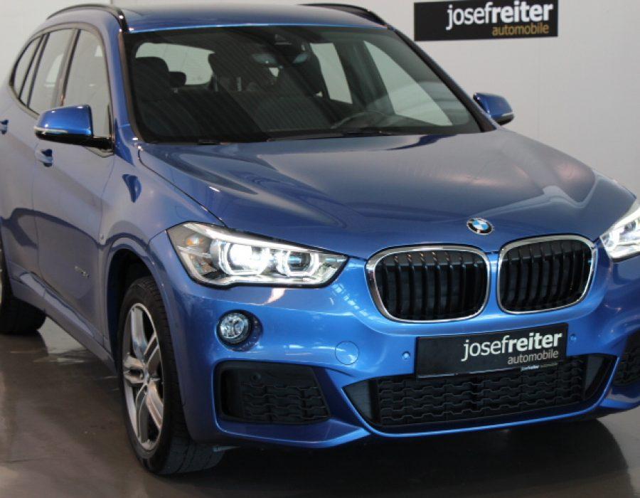 BMW X1 xDrive 18d M Sport/HeadUp/Navi/LED