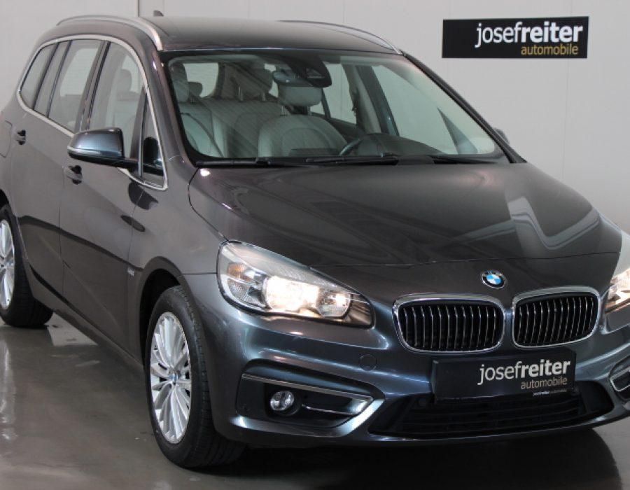 BMW 218d Gran Tourer Luxury Line Aut.