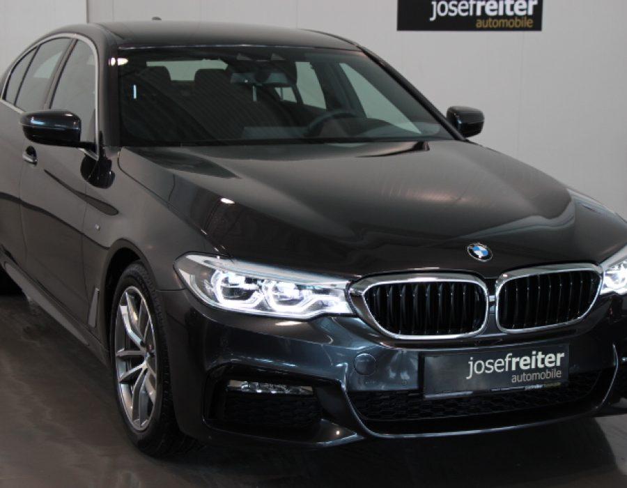 BMW 520d xDrive Aut. Lim G30 M-Paket/AHK/Kamera/Headup