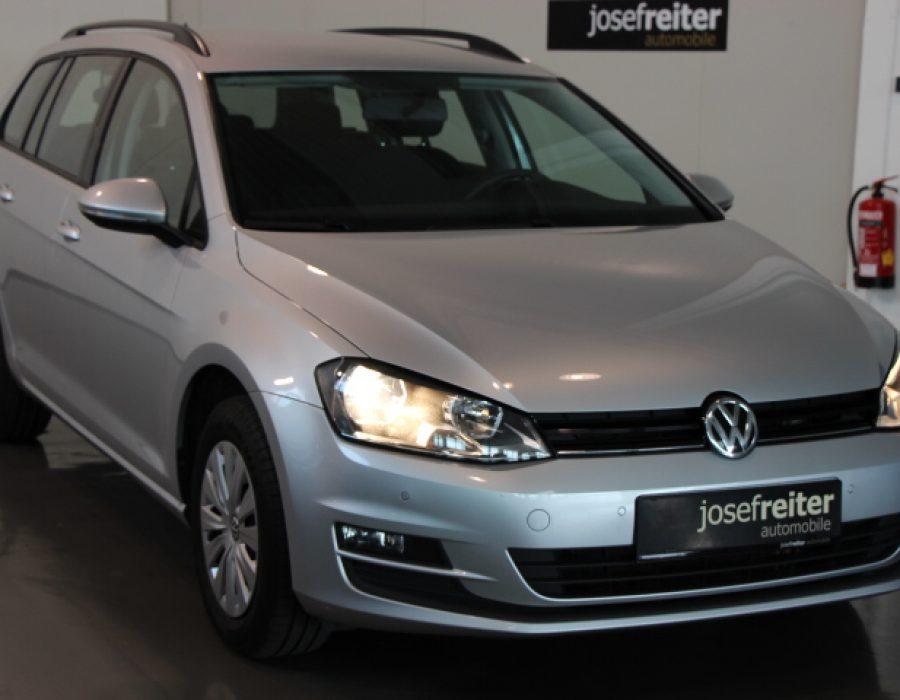 VW Golf Variant Trendline 1.6 TDI 4 Motion