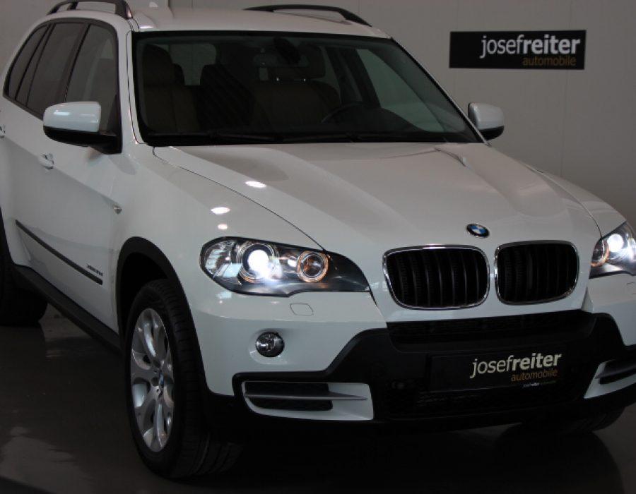 BMW X5 30d Ö-Paket/Navi/AHK/LEDER