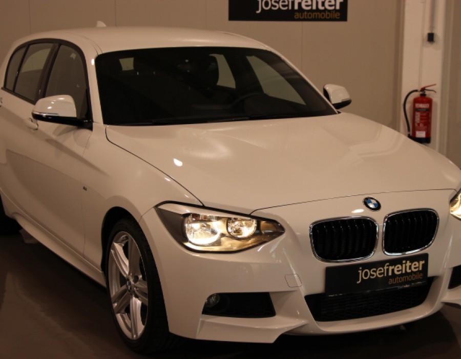 BMW 114d M-Sportpaket/Navi/LM 18″