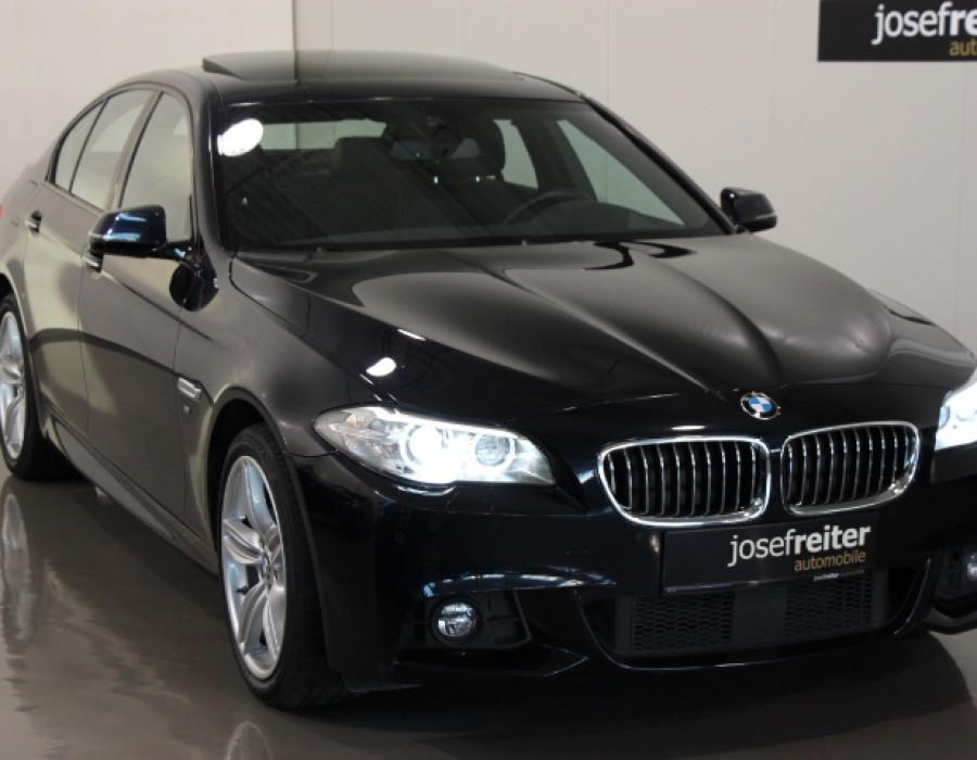 BMW 520d xDrive Aut. Lim./M-Paket/ NP 73.000,–