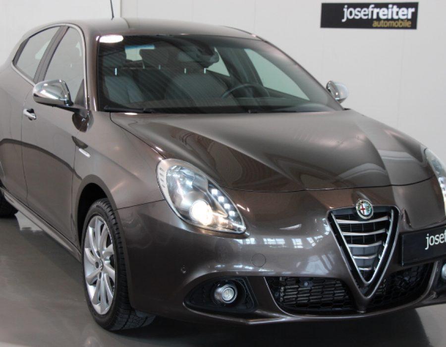 Alfa Romeo Giulietta Distinctive 1.4
