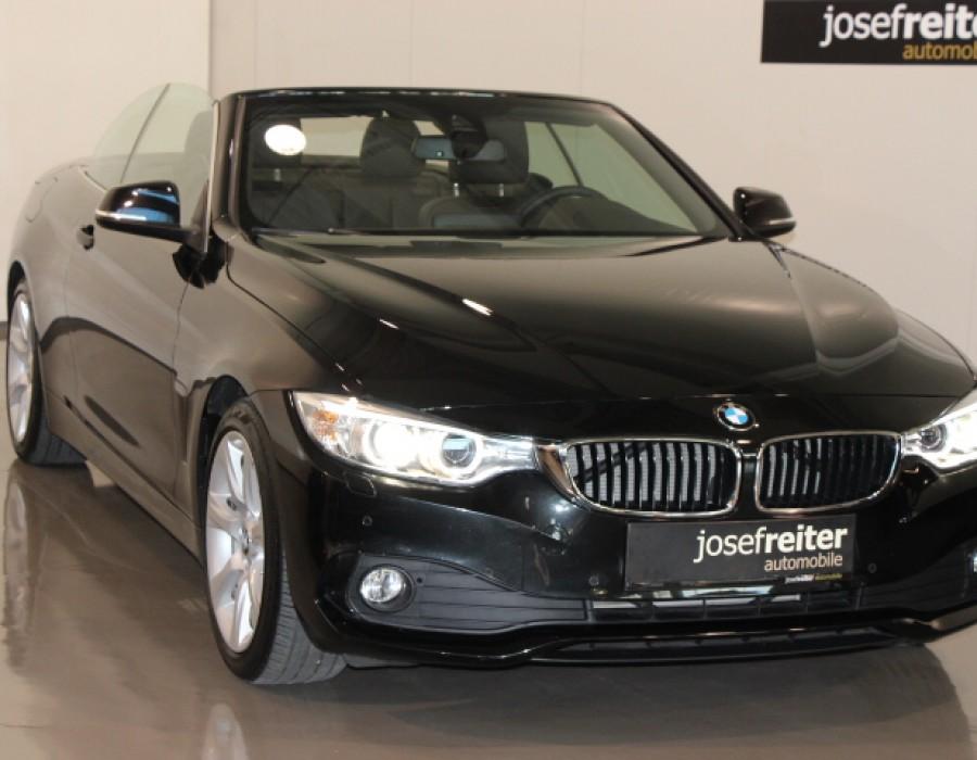 BMW 420d Cabrio Aut./Leder/Head-Up/Navi/AHK