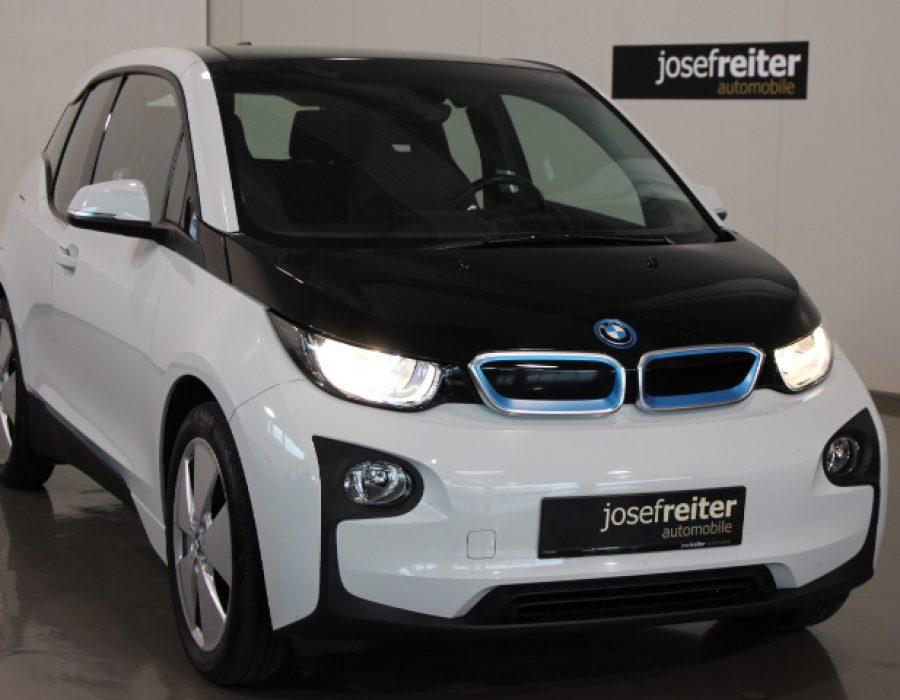 BMW I3 mit Batterie