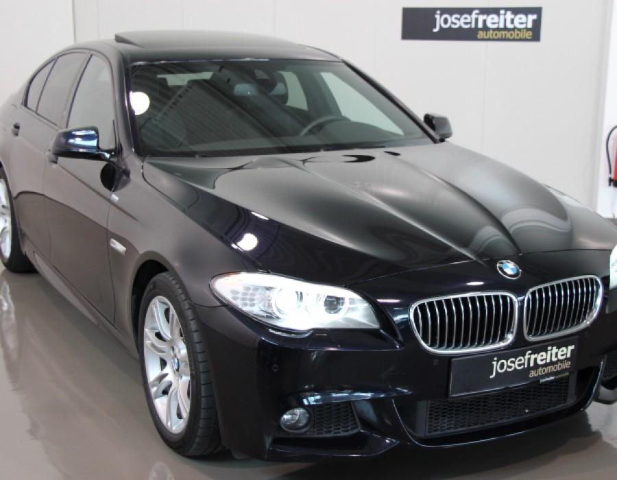 BMW 520d Lim. Aut./M-Sportpaket/Navi/GD