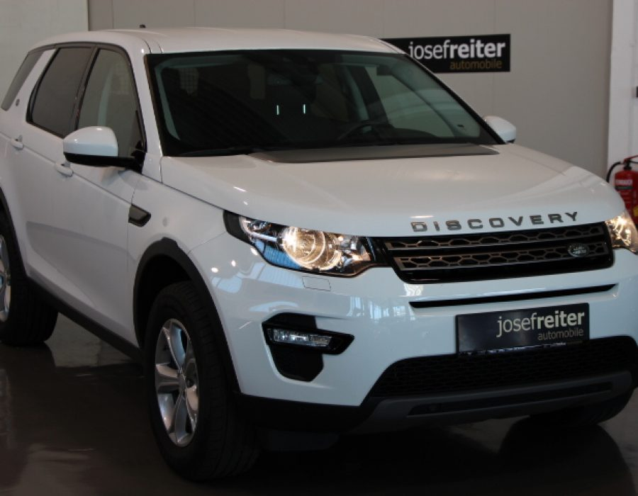 Land Rover Discovery Sport 2.0 TD4 4WD SE Aut.