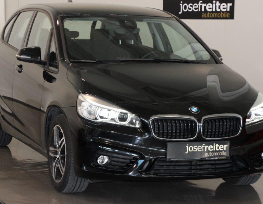 BMW 218d Active Tourer Aut. SPORT-Line