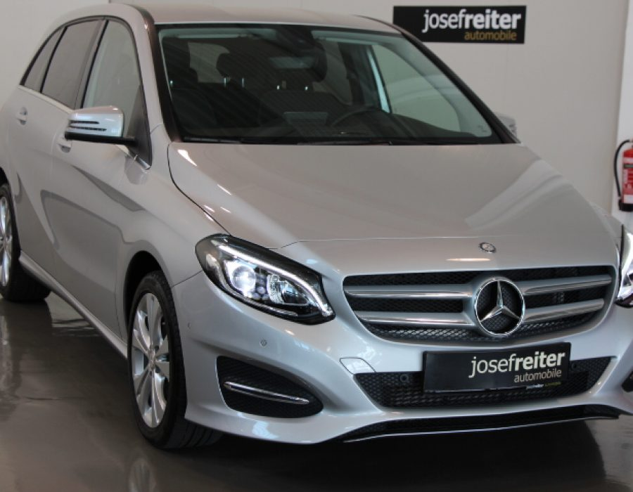Mercedes Benz B220 4MATIC A-Edition PLUS Aut.