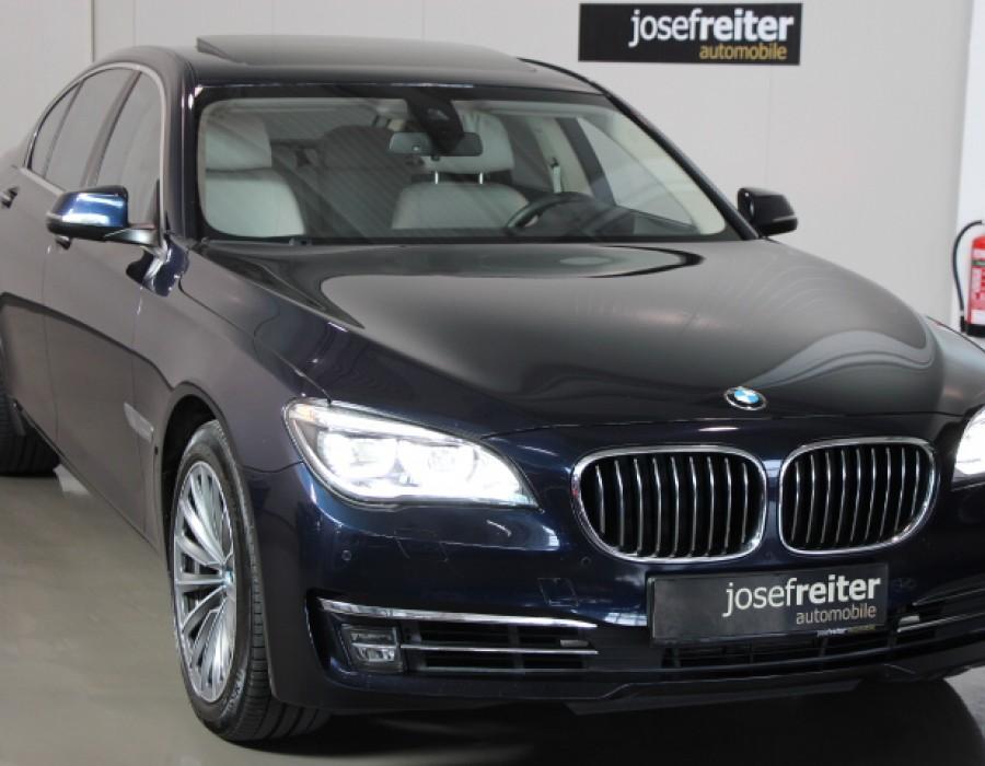 BMW 740d xDrive Aut./ACC/NP € 142.147,–