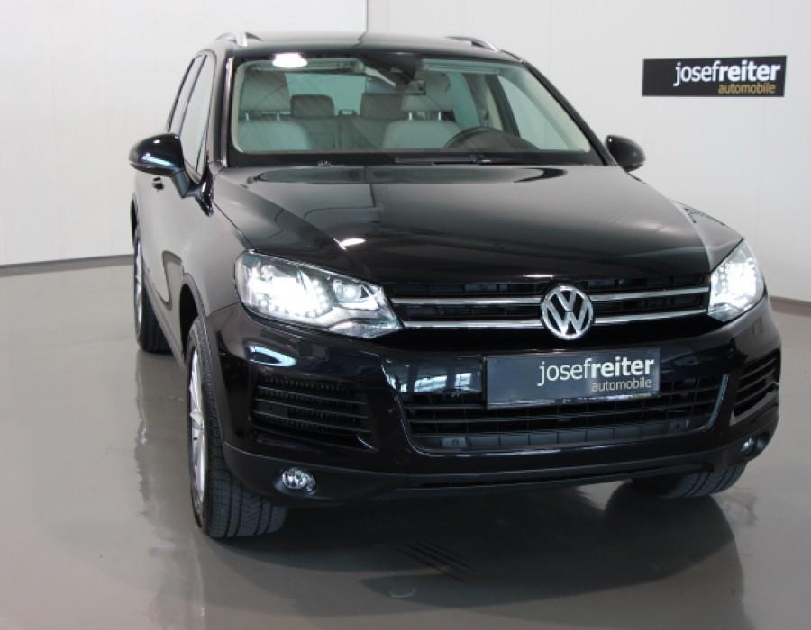 VW Touareg Sky TDI BMT Aut./Leder/Navi