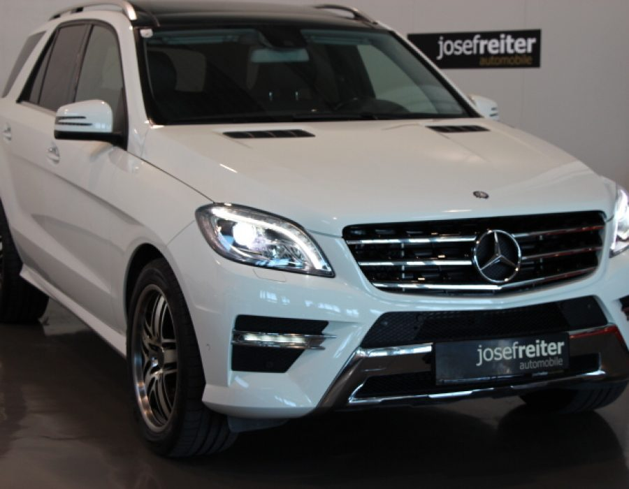 Mercedes Benz ML 350 Blue Tec 4Matic Aut. Top-Ausstattung