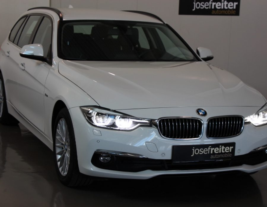 BMW 320d xDrive Touring Luxury Line/LED/Anhängevorr