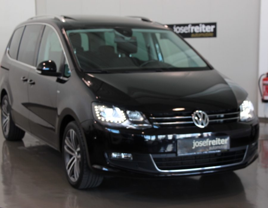 VW Sharan Business + SCR 2.0 TDI DSG 7 Sitze