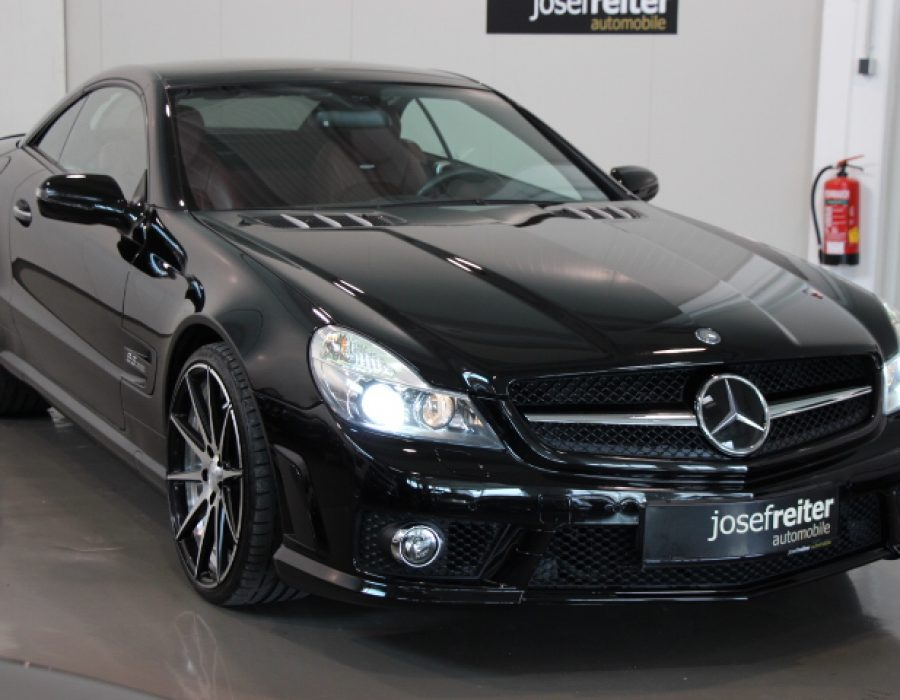 Mercedes Benz SL 63 AMG Roadster Aut.