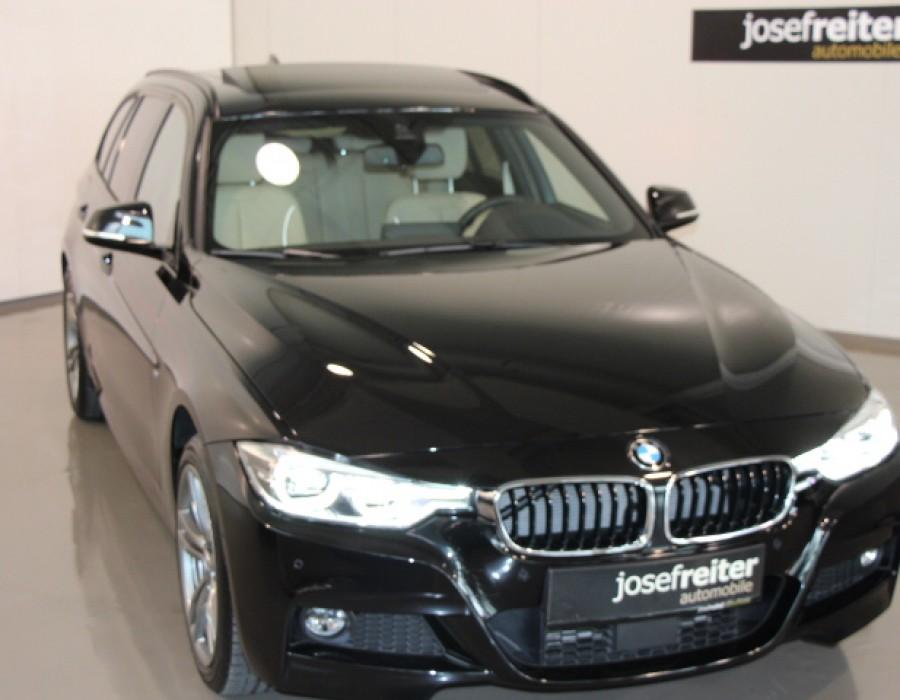 BMW 320d xDrive Touring M Sport Paket/Abstandstempomat/Leder/Kamera