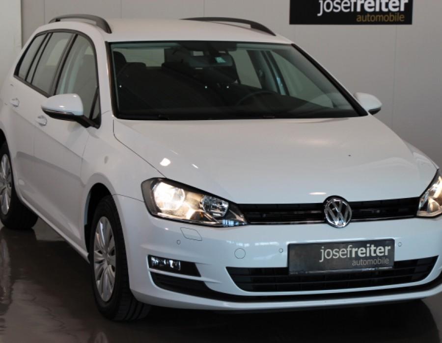 VW Golf VII Variant Trendline BMT 1,6 TDI 4Motion/ Bluetooth/Tempomat