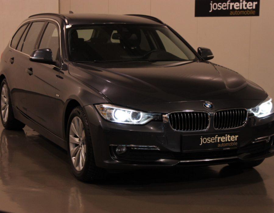 BMW 316d Touring Aut./Luxury Line/Head-Up/Navi