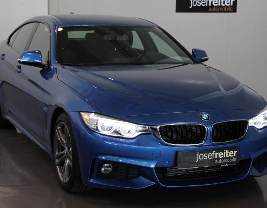 BMW 425d Gran Coupe M Sport/HeadUp/LED