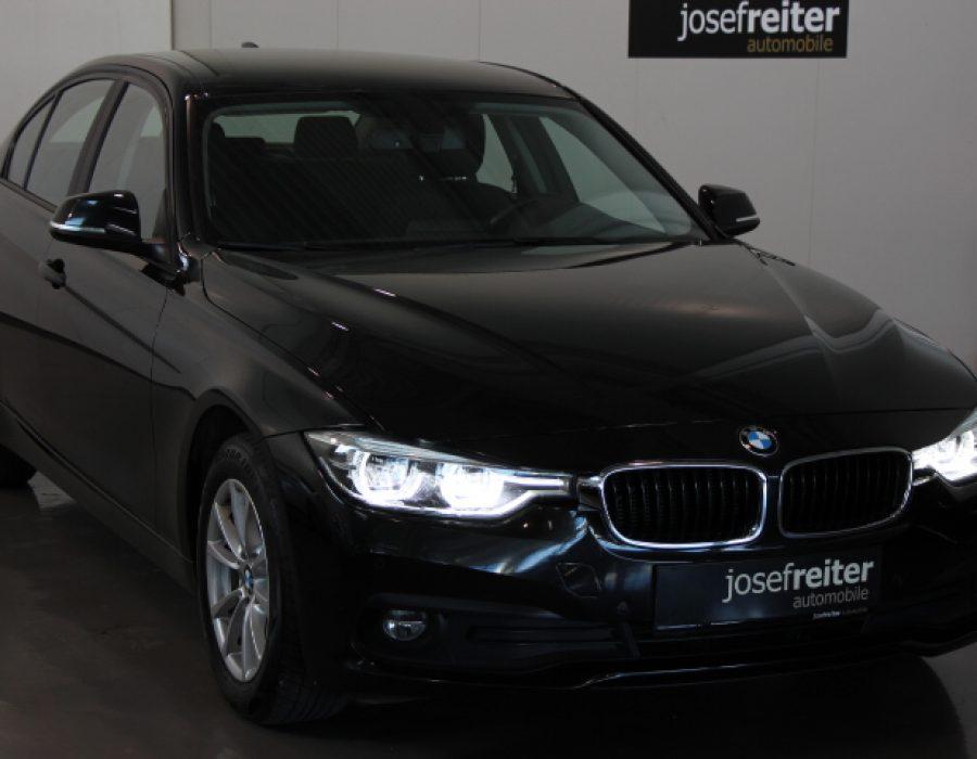 BMW 318d Advantage/Navi/LED